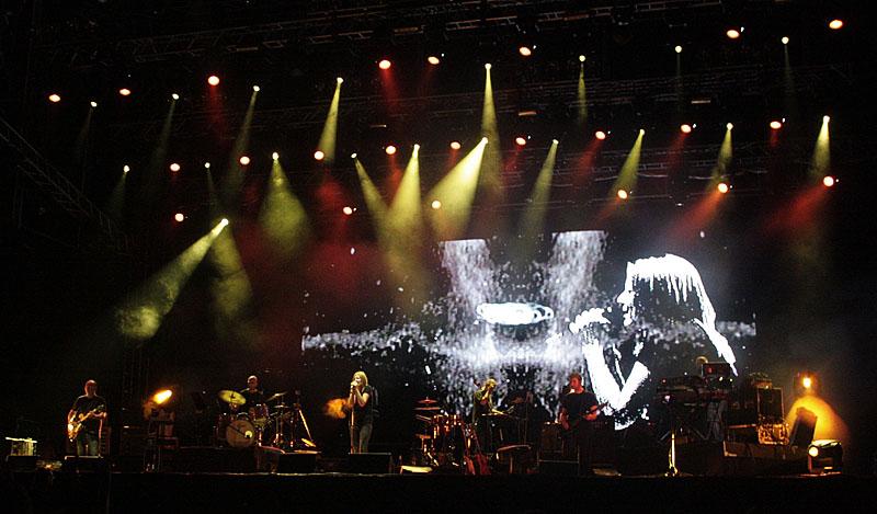 Portishead, Exit festival - Novi Sad (Foto: jigoku no shihaisha)