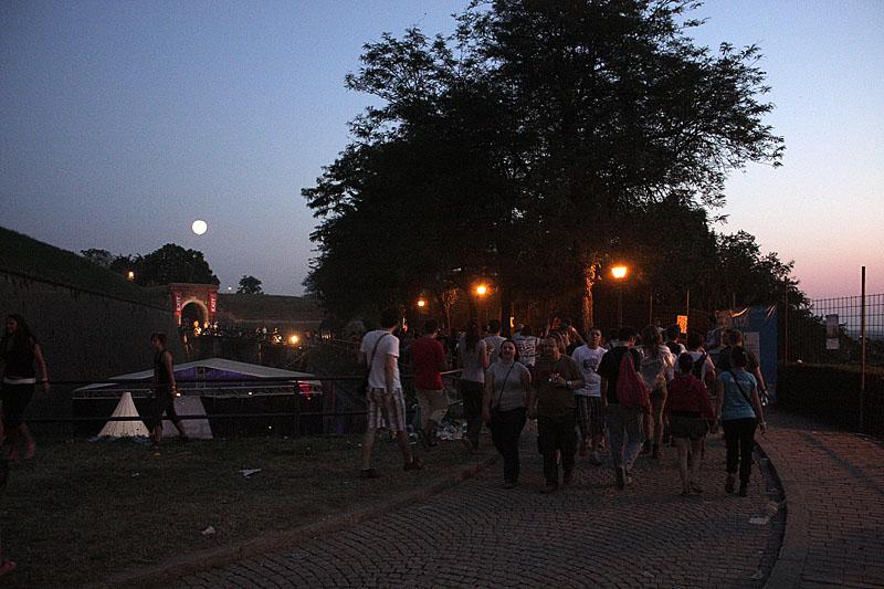 Exit festival - Novi Sad (Foto: jigoku no shihaisha)