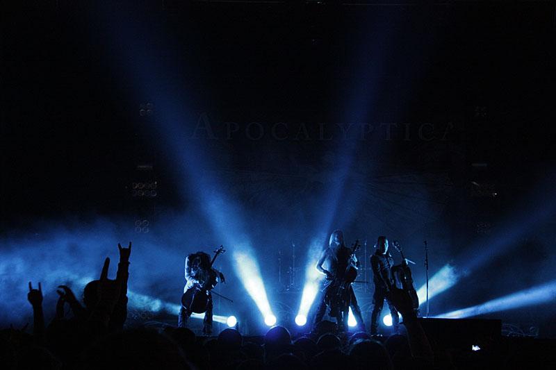 Apocalyptica (Foto: jigoku no shihaisha)