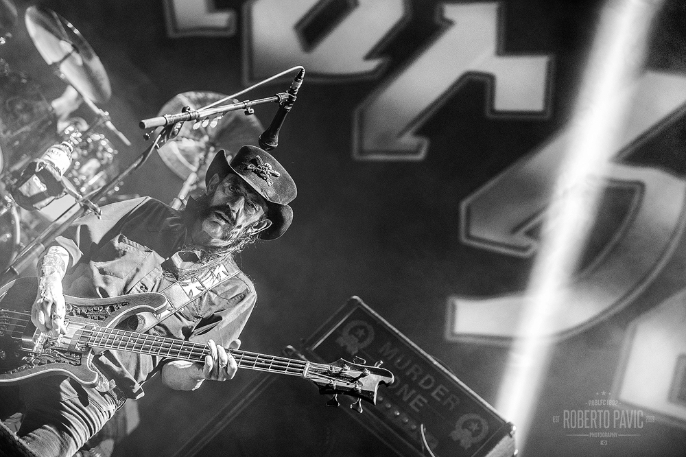 Motorhead na Nova Rock 2015 festivalu (Foto: Roberto Pavić)