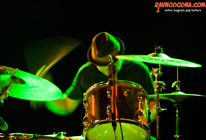 Mudhoney u Pogonu Jedinstvo (Foto: Nino Šolić)