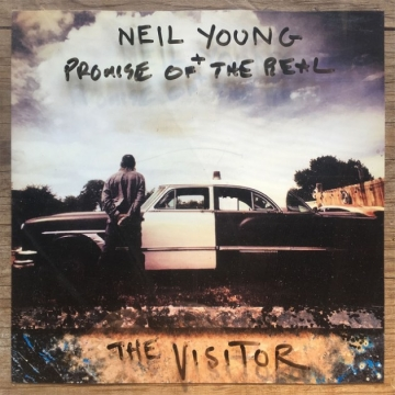 "Neil Young ""The Visitor"""