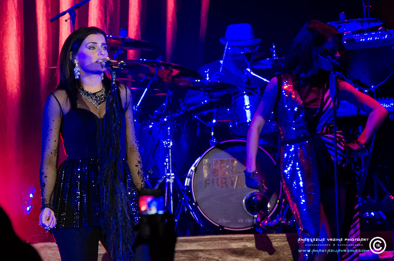 Nelly Furtado u Hali Tivoli (Foto: Anastazija Vržina)