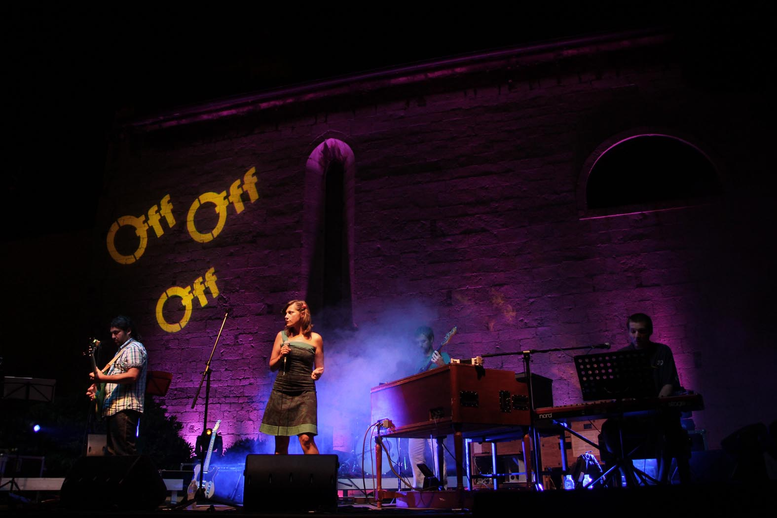 Ivana Rushaidat & A Little Drop of Poison (Foto: Jozica Krnić)