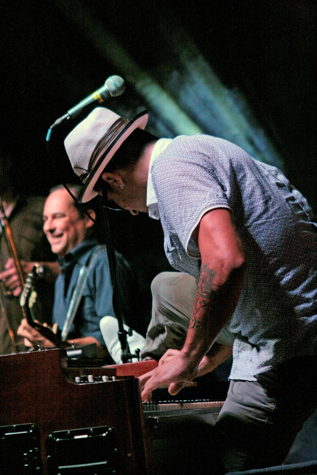 Raphael Wressnig & The Big Boogaloo Hornz (Foto: Jozica Krnić)