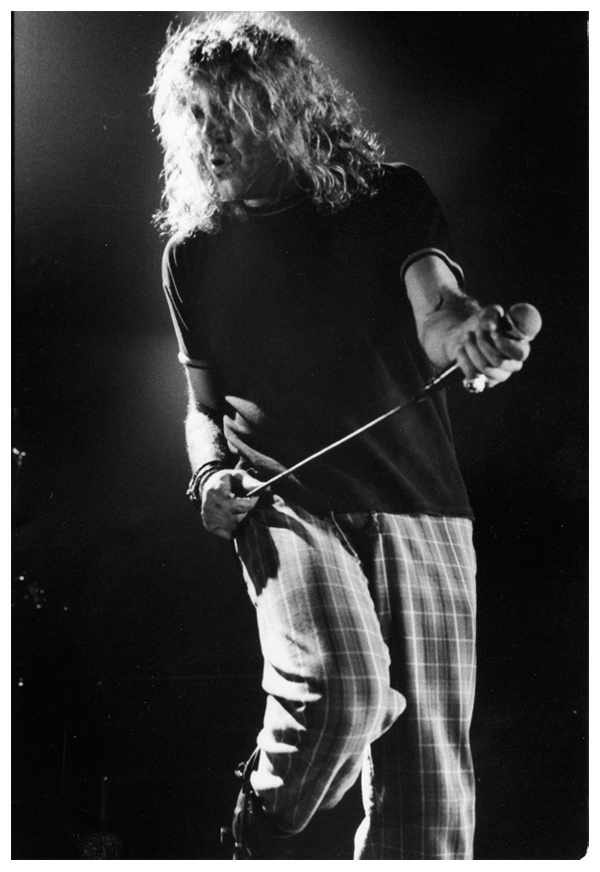 Jimmy Page & Robert Plant, 21.02.1998. Dom sportova, Zagreb (Foto: Nino Šolić)