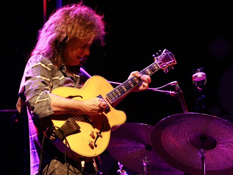 Pat Metheny (Foto: Walter Thompson)