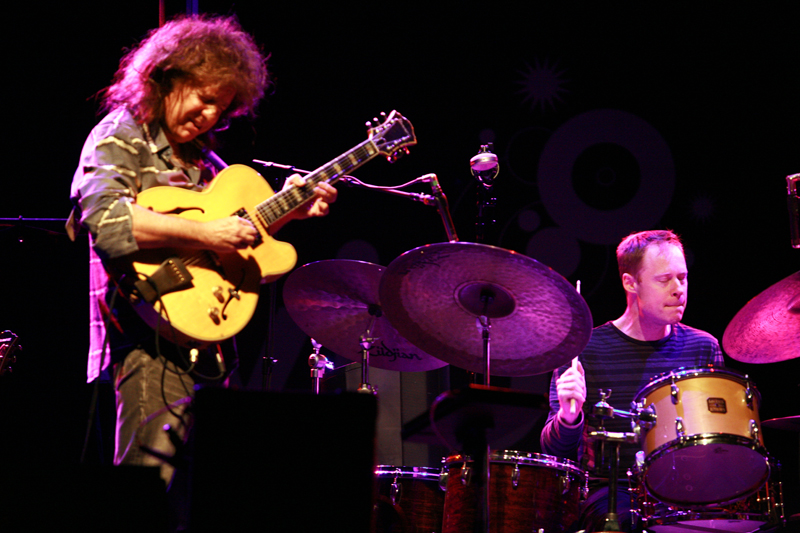 Pat Metheny Trio na 7. Vip Zagreb Jazz Festivalu (Foto: Walter Thompson)