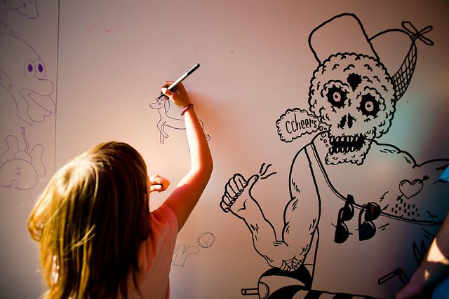 Program za crtanje i bojanje (Foto: Luka Knežević - Strika)