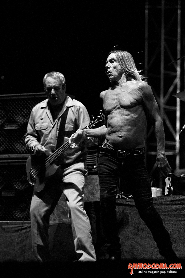 Iggy and The Stooges (Foto: Tomislav Sporiš)