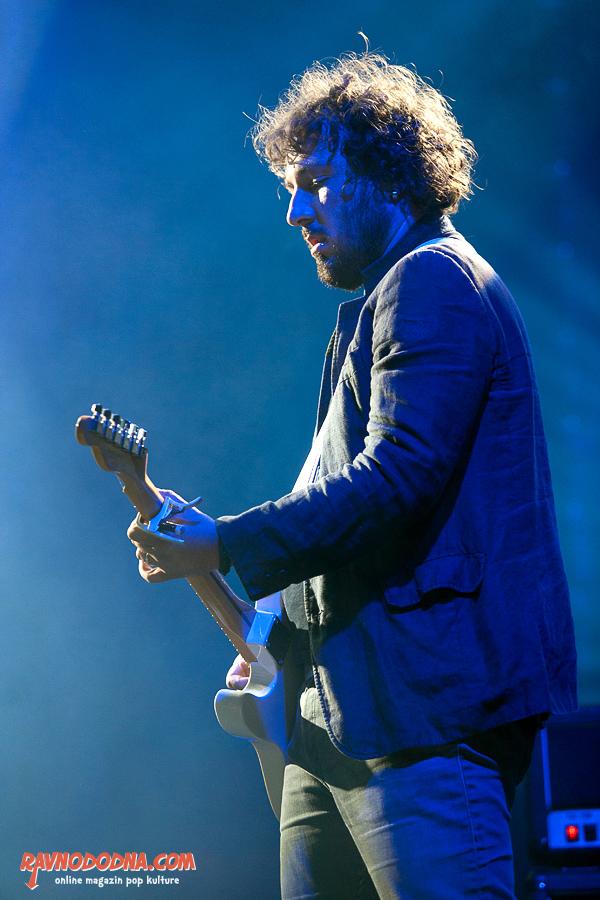 Gatuzo na INmusic Festivalu (Foto: Tomislav Sporiš)