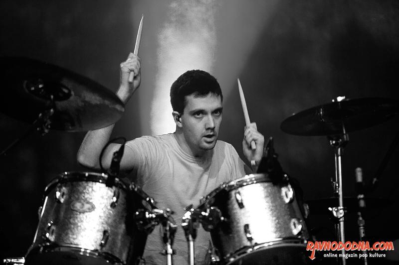 Team Ghost na INmusic Festivalu (Foto: Tomislav Sporiš)