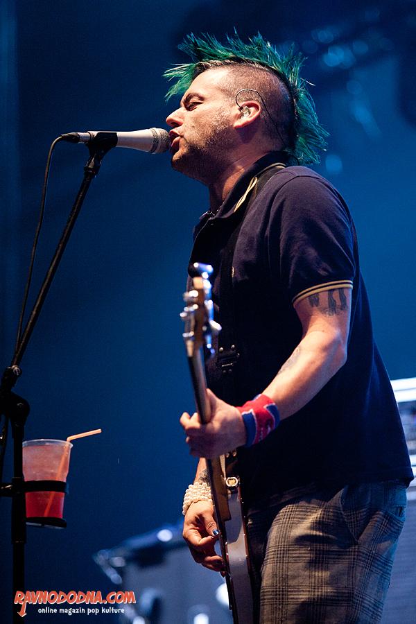 NOFX na INmusic Festivalu (Foto: Tomislav Sporiš)