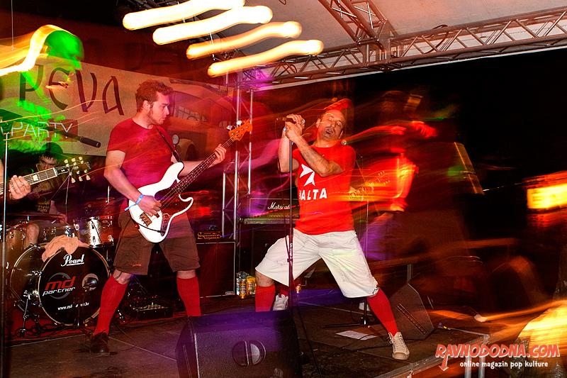 Cherkezi United na INmusic Festivalu (Foto: Tomislav Sporiš)