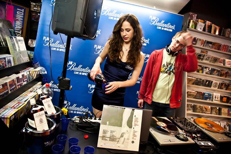 Dan prodavaonica ploča - Kawasaki 3P predstavlja vinil Idu Bugari (Foto: Nino Šolić)