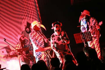 The Residents na bini (Foto: The Residents)