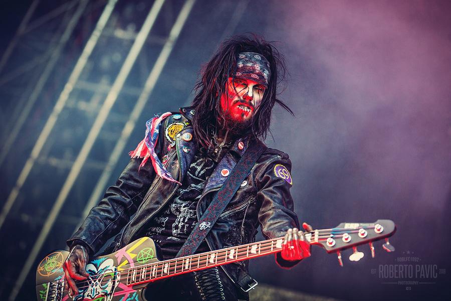 Rob Zombie na Nova Rock Festivalu (Foto: Roberto Pavić)