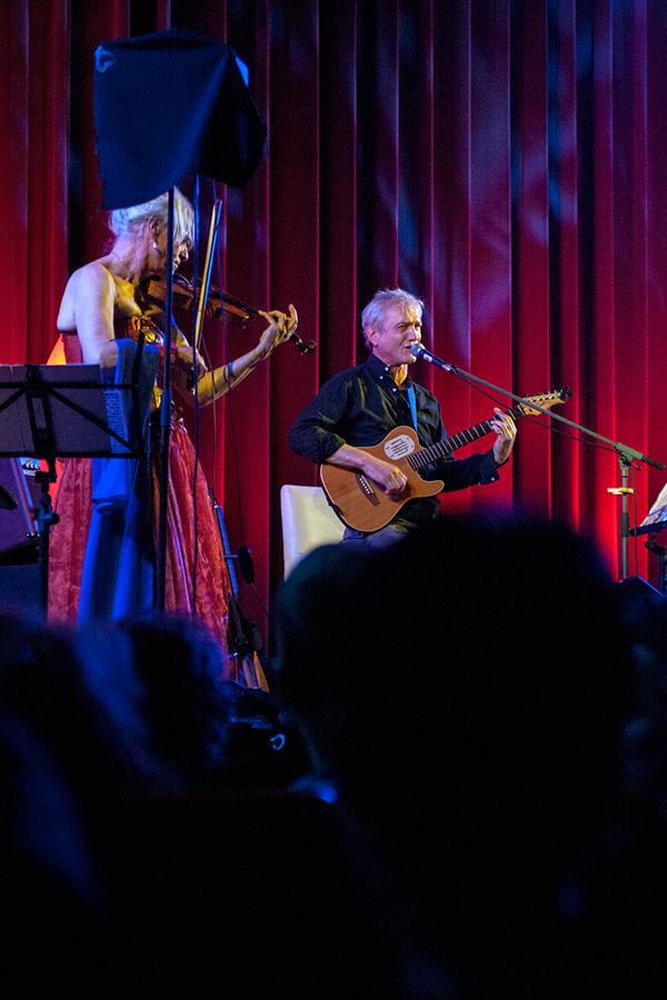 Rundek Cargo Trio u Kinu Europa (Foto: Tomislav Rosandić)