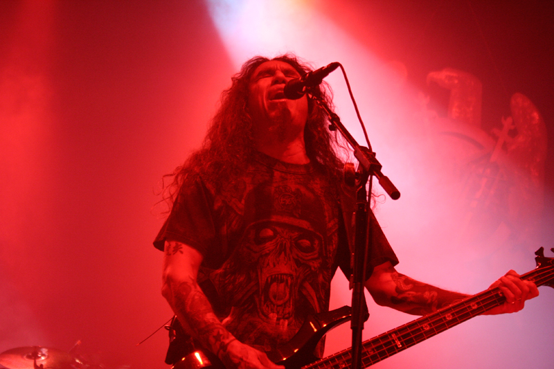 Slayer u Zagrebu (Foto: Walter Thompson)