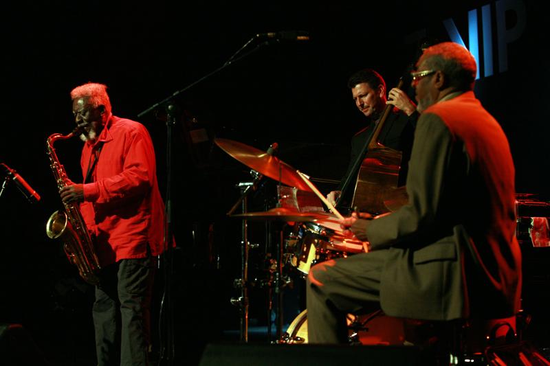 Pharoah Sanders Quartet (Foto: Walter Thompson)