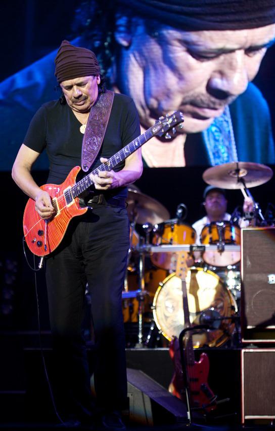 Santana u Zadru (Foto: Nino Šolić)