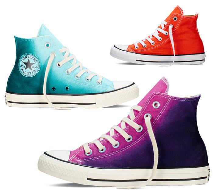 Converse Seasonal colors