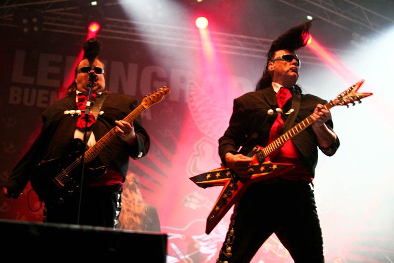 Leningrad Cowboys (Foto: Nino Šolić)