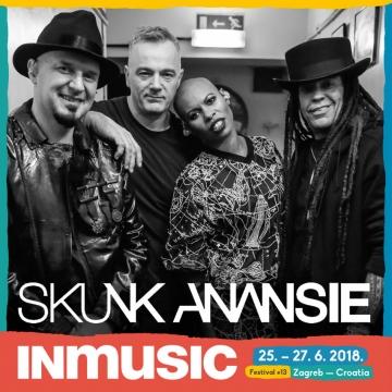 Skunk Anansie dolaze na 13. INmusic festival