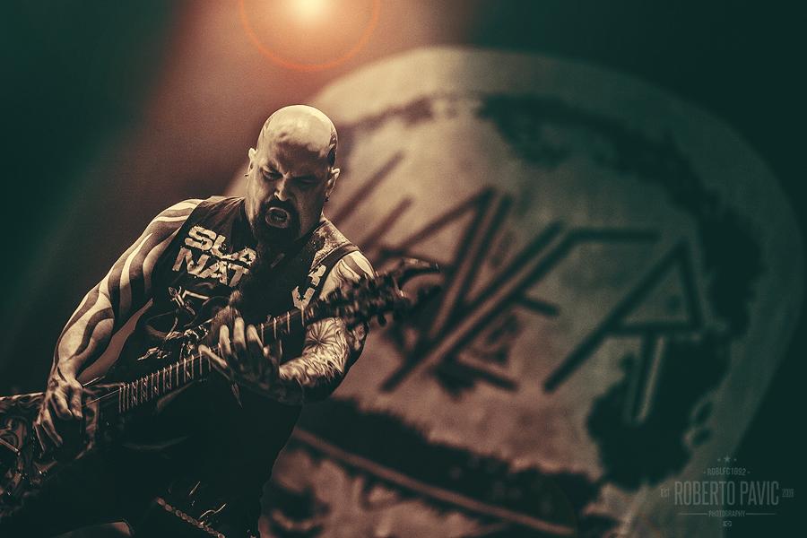 Slayer na Nova Rock Festivalu (Foto: Roberto Pavić)