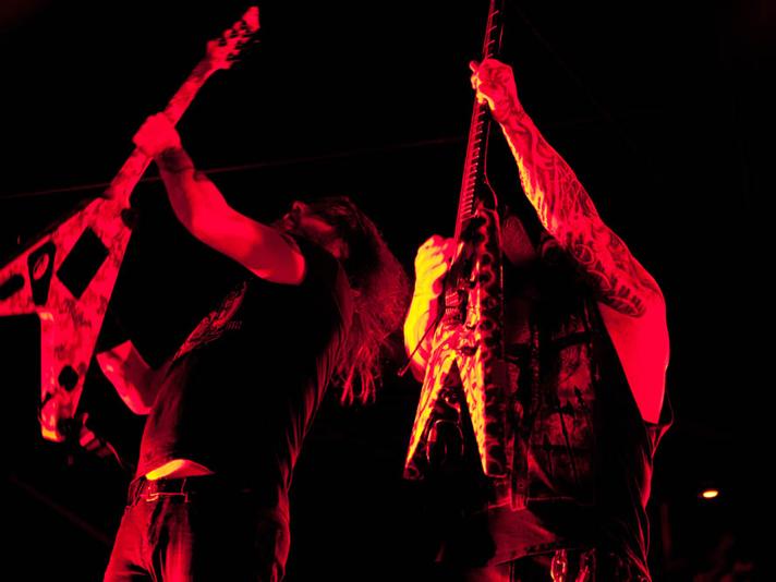 Slayer na Rokaj Festu (Foto: Nino Šolić)