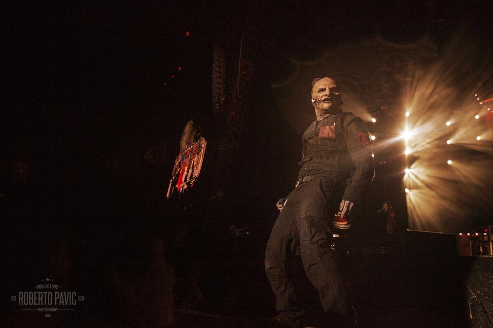 Slipknot na Nova Rock 2015 festivalu (Foto: Roberto Pavić)