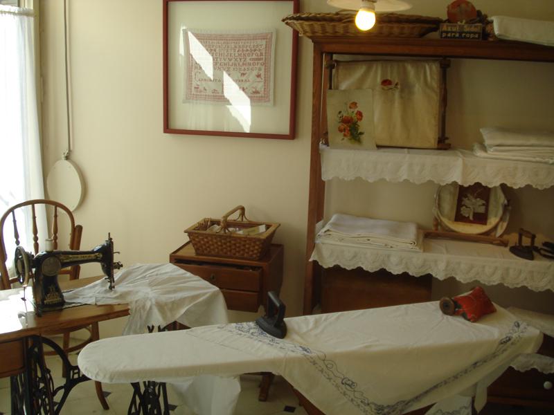 Soba za peglanje u apartmanu La Pedrere (Foto: Iva Tolj)