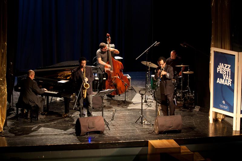 Hamleto Stamato Quintet - Poreč (Foto: Valamar Jazz Festival)
