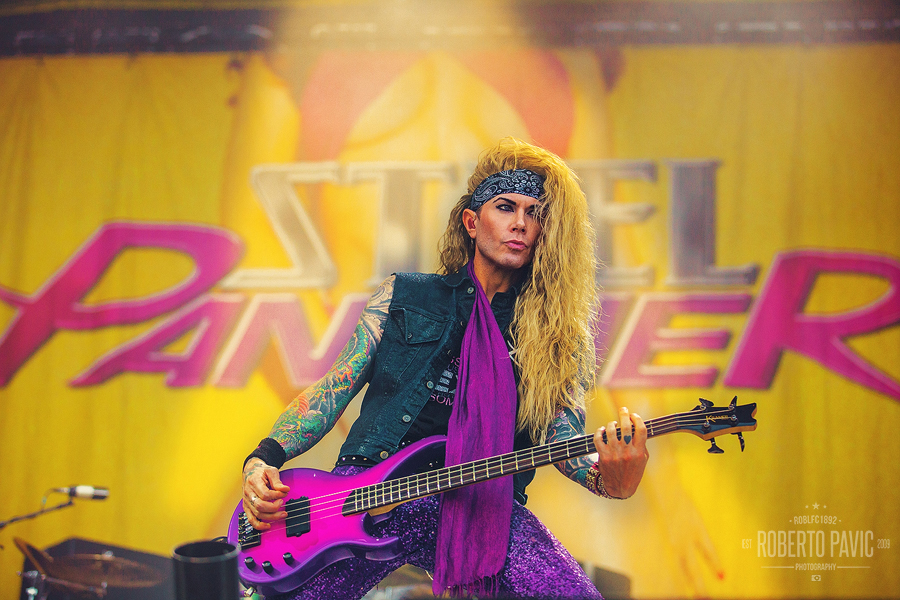 Steel Panther na Nova Rock Festivalu (Foto: Roberto Pavić)
