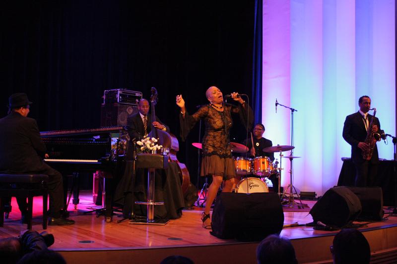 Dee Dee Bridgewater Quintet (Foto: Walter Thompson)