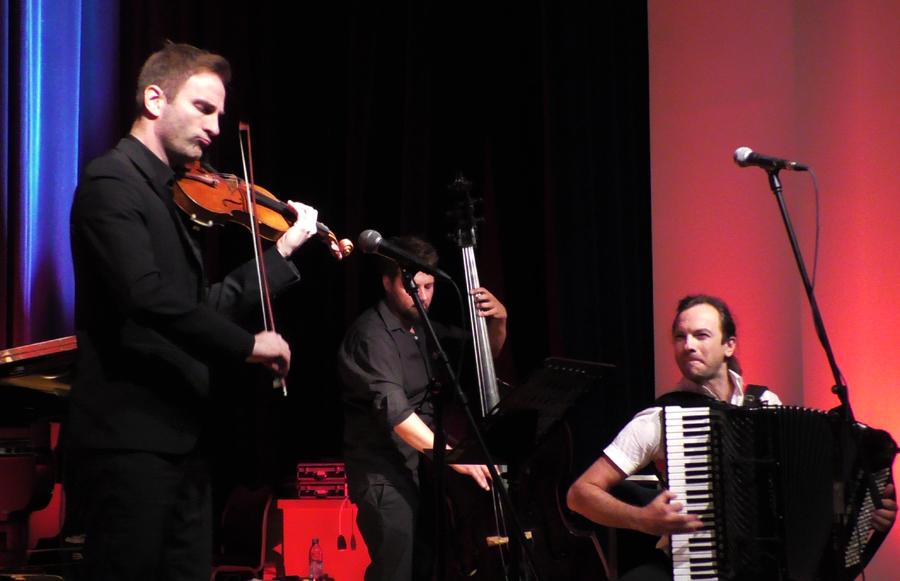Tango Compas u dvorani Adris u Rovinju (Foto: Zoran Stajčić)