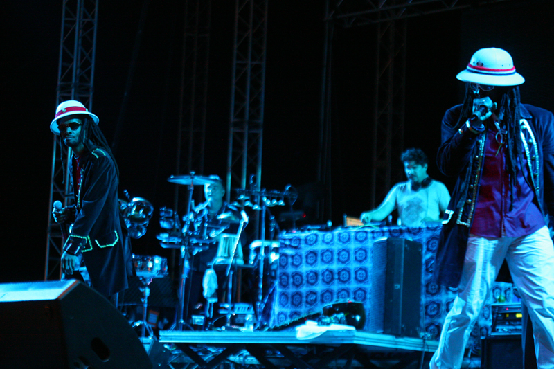 Thievery Corporation (Foto: Nino Šolić)
