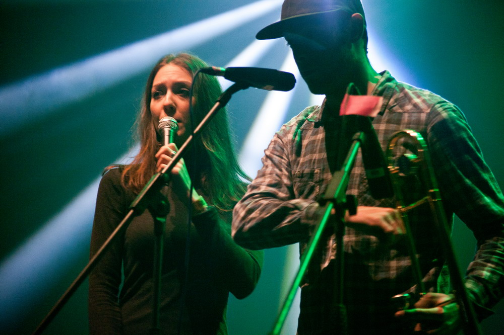 S.A.R.S. na Pozitivnom koncertu (Foto: Nino Šolić)