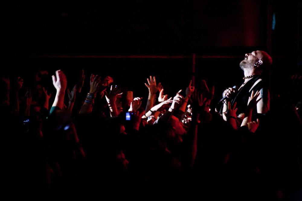 Urban & 4 na Pozitivnom koncertu (Foto: Nino Šolić)