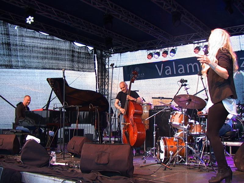 Cæcilie Norby Quartet na Valamar Jazz Festivalu (Foto: Zoran Stajčić)