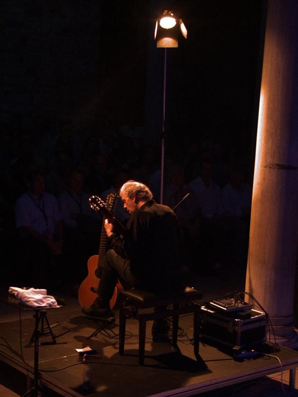 Ralph Towner - Valamar Jazz Festival u Poreču (Foto: Zoran Stajčić)