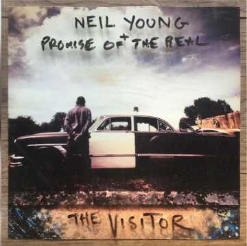 """Neil Young & Promise of the Real """"The Visitor"""""""