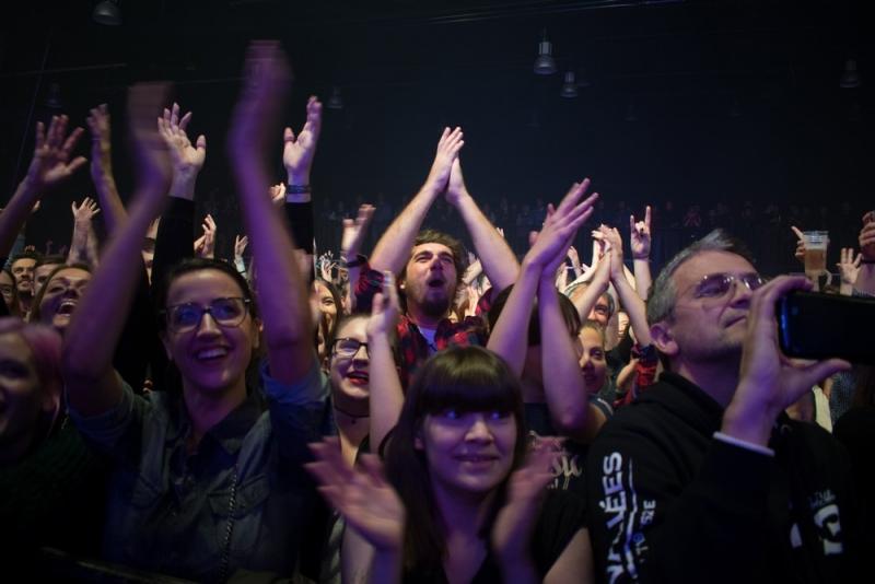 White Lies u Tvornici kulture (Foto: Goran Novosel/Balkanrock.com)
