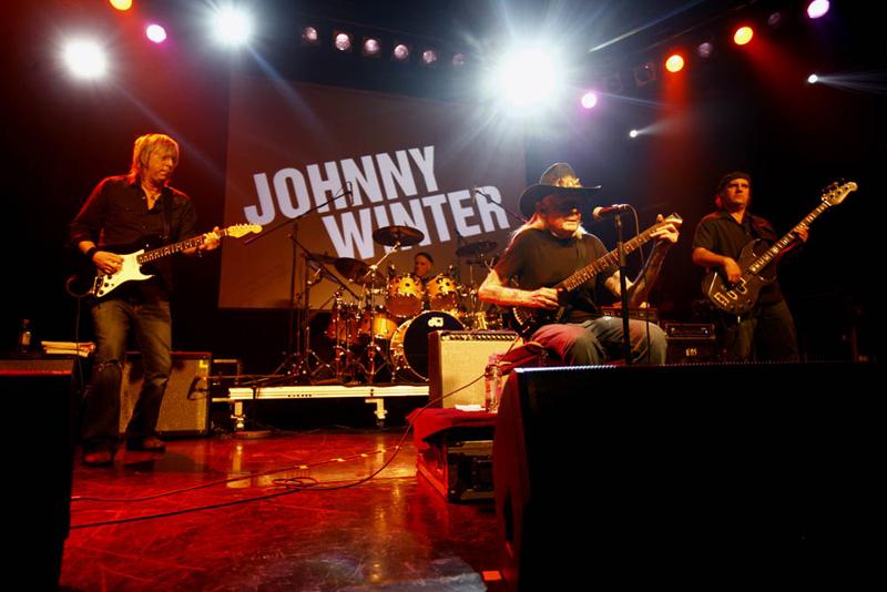 Johnny Winter u Tvornici kulture (Foto: Nino Šolić)
