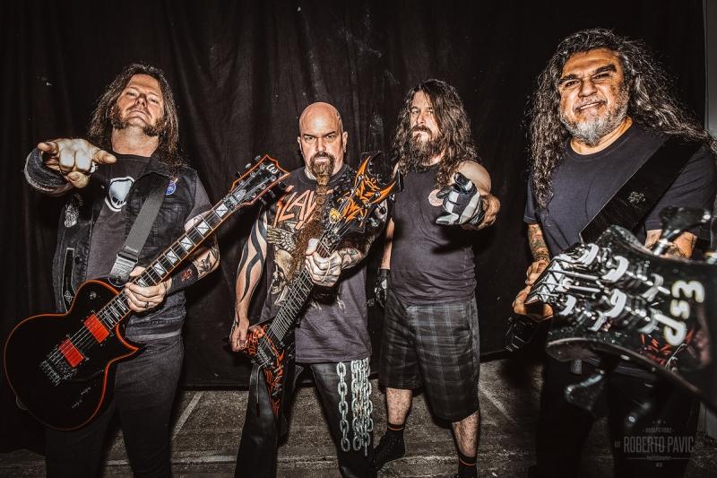 Slayer na Zagrebačkom velesajmu (Foto: Roberto Pavić)