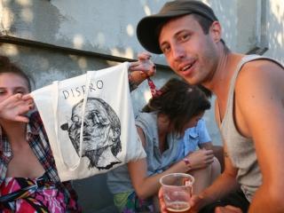 After je bolji od partija - zora na Terraneu (Foto: Nino Šolić)