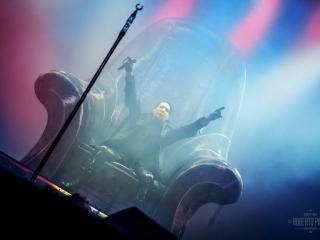Marilyn Manson na Metaldays 2017 (Foto: Roberto Pavić)