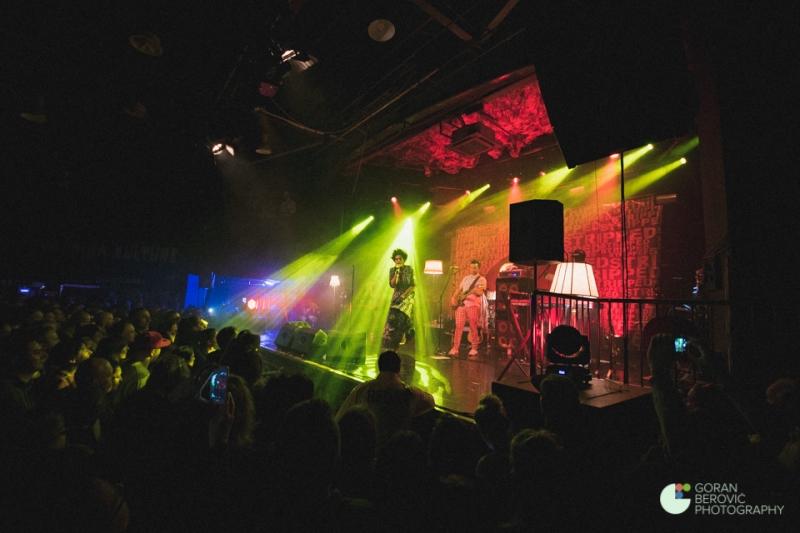Macy Gray u Tvornici Kulture (Foto: Goran Berović)