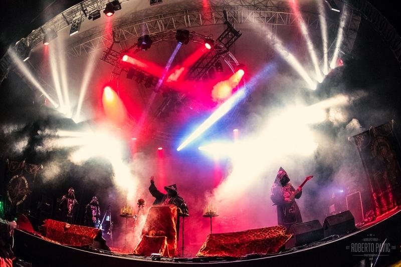 Batushka na Metaldays 2017 (Foto: Roberto Pavić)