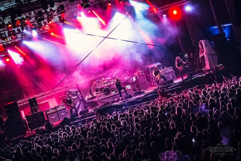 Iced Earth na Metaldays 2017 (Foto: Roberto Pavić)